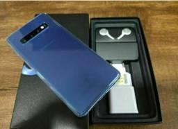 Samsung s10 completo com nota