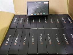 SMART BOX 5G - 64gigas/8ram - entrega em domicílio ou retirar