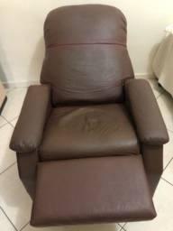 Poltrona do papai reclinável super conservada
