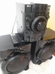 Vendo aparelho de som com Bluetooth