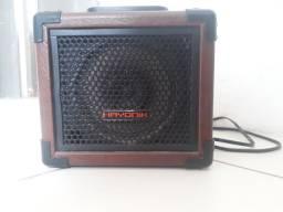 Caixa amplificadora HAYONIK (precisa de reparo)
