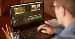 Montagem e Edição de Vídeos
