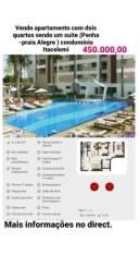 Venda apartamento Penha -SC