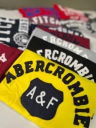 Camisetas Abercrombie peruanas