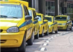 Vendo autonomia antiga de táxi. Totalmente desembaraçada