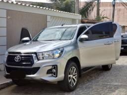 Toyota Hilux srv 2019 4x4 diesel 26.000km
