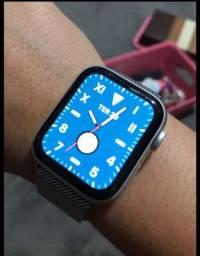 Apple watch série 5 40mm semi novos 1 mês de ativação