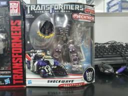 Transformers Dark of The moon - Shockwave