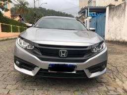 Honda Civic Sport 2017 geração 10