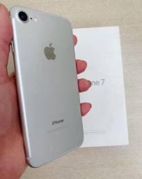 IPhone 7 32g Prata- Saude da bateria 88%