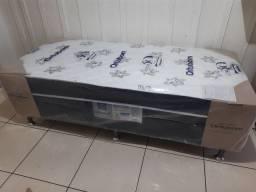 Box Conjugado Solteiro Ortobom Novo