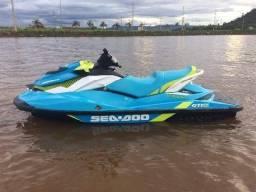 Jet ski SeaDoo GTi SE 155 2016 75h