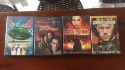 DVD Filmes originais em perfeito estado.