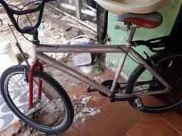 bike quadro de aluminio