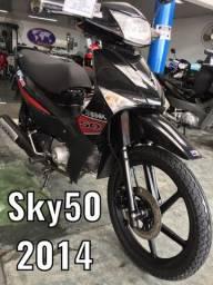 Sky50 2014-Emplacada/Placa Nova
