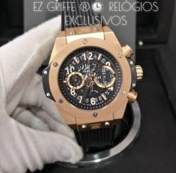 HUBLOT ® (Invicta Diesel Nixon Casio Rolex Tag Heuer Armani Tissot Breitling Panerai)