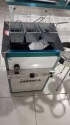 Fritador a gás água/óleo 30 litros FAOAP30 Venâncio