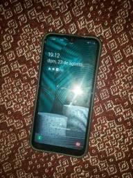 Galaxy a01 3 meses de uso