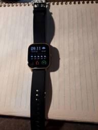 Relógio amazfit gts novo, 100%.