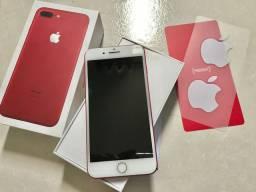 IPhone 7 Plus 256 GB Red Muito Novo