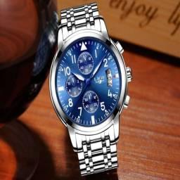 Relógio Lige Original + Ajustador de Pulseira