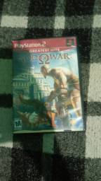 God of war primeiro de ps2 original