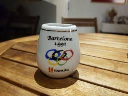 Bibelo  Porcelana Barcelona 1992 Olimpiadas