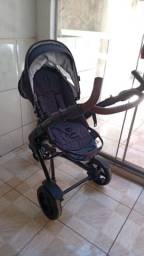 Carrinho + BB conforto abc design tec 3