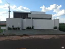 Casa para Venda em Olímpia, Parque Villa Lobos, 3 dormitórios, 3 suítes, 2 banheiros