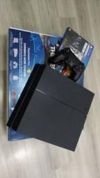 PS4 500GB + Rainbow Six Siege
