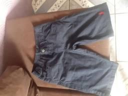 Vende-se shorts e calças seminovos