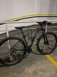 Bike OGGI 7.2 aro 29 / quadro 17 (M)
