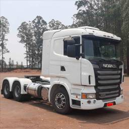 Caminhão Scania 440 / Parcelado
