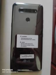 Celular LG k51S 64gb completo em estado de novo ainda na garantia