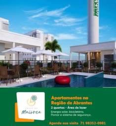 AN07ON - Compre seu Apartamento em Abrantes Camaçari