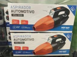 Aspirador Automotivo Hot Sat Portátil