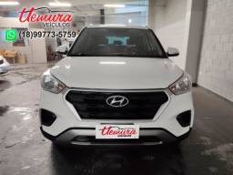 Hyundai/ Creta 1.6A Attitude - 2017/2017 - Flex - Branco