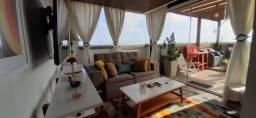 (ELI)TR56088. Apartamento tipo Cobertura Duplex em Messejana 130,64m²