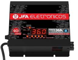 Fonte Carregador de Bateria 36A JFA