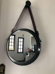 Espelho decorativo Adnet