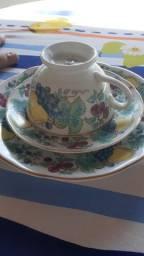 Porcelanas Schmidt com 70 anos