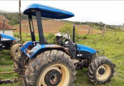 New holland new tl 85
