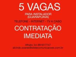 Oportunidades de emprego em Guarapuava