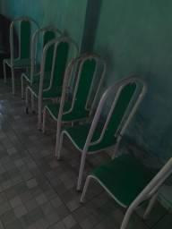 Cadeiras pra mesa de jantar cozinha usada