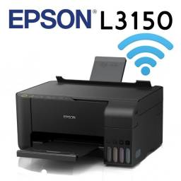 Impressora Multifuncional Epson Tanque de Tinta L3150