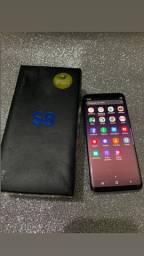 Samsung s8 impecável