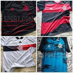 Camisas Do Flamengo/Entrega grátis