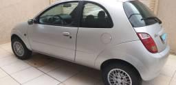 Ford ka 2007.cor prata. motor zetec.preço R$ 9.200,00