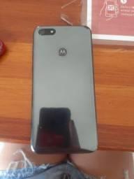 Moto E6 play  vendo ou troco
