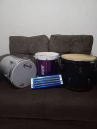 Estrumentos de percusão